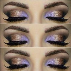 This gold is flawless from caprisssmakeup