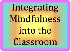 Nice fabricated mindfulness lessons look here Mindfulness In Schools, Teaching Mindfulness, Mindfulness Exercises, Mindfulness For Kids, Mindfulness Activities, Mindfulness Meditation, Mindfulness Practice, Meditation Practices, Elementary School Counseling