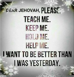 Jehovah refines us like the Potter with clay