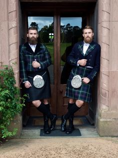 Dylan kitchener scottish heritage pinterest wedding couples bespoke kilts bringing scottish dress into the century by breaking the rules of tradition with innovation within design siobhan mackenzie is a multi award fandeluxe Images