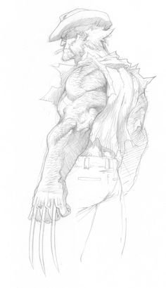 wolvie2 by tincan21.deviantart.com on @deviantART