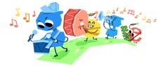 children's day 2018 in Guatemala and El Salvador Google Doodles, Happy Children's Day, Happy Kids, Taiwan, Honduras, Kindergarten Portfolio, English Short Stories, National Holidays, Child Day