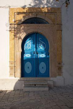 Sidi Bou Said. Tunisia. © Inaki Caperochipi Photography