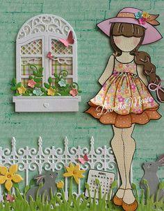 By Daniela Alvarado - Abby doll <3