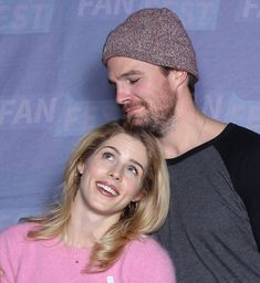 Emily and Stephen!