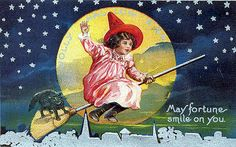 Good Witch Greetings