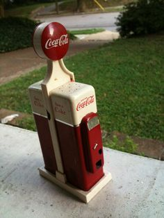 Coca-Cola salt & pepper shakers.....have these