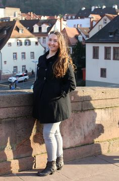Beautiful Style: Outfit - Schloss Heidelberg