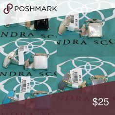 Selling this Kendra Scott Emerson Cufflinks on Poshmark! My username is: mtnoonan. #shopmycloset #poshmark #fashion #shopping #style #forsale #Kendra Scott #Jewelry