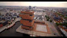 Atypical Antwerp #visitflanders #flanders #antwerp #drone Atypical, Antwerp, City Style, Belgium, Paris Skyline, Architecture, World, Travel, Arquitetura