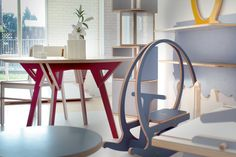 Wishbone Chair, Plywood, Cnc, Table, Interiors, Mood, Inspiration, Furniture, Design
