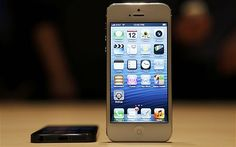 """Apple iPhone 5: orders top 2 million in 24 hours  Apple took more than two million orders for the iPhone 5 in 24 hours, """"shattering"""" the record held by the previous model, the iPhone 4S, the firm has said"""