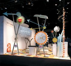 EXHIBITOR magazine - Article: 24th Annual Exhibit Design Awards: Kinetic Energy, May 2010