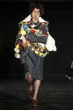 Alex Mullins Menswear Fall Winter 2017 London