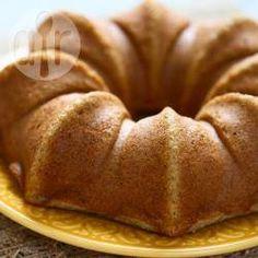 Bolo de banana sem farinha @ allrecipes.com.br