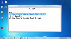 Make Money With infinityads
