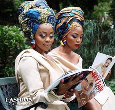 Fashion Ghana Magazine | Headwraps ~African fashion, Ankara, kitenge, African women dresses, African prints, African men's fashion, Nigerian style, Ghanaian fashion ~DKK