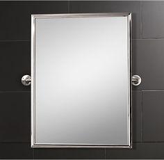 Sutton Traditional Pivot Mirror