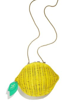 Not all lemons are sour, Kate Spade's are sweet!