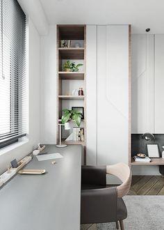Cozy Home Interior .Cozy Home Interior Home Office Space, Home Office Design, Home Office Decor, Home Interior Design, Entryway Decor, Wall Decor, Study Room Design, Appartement Design, Bedroom Closet Design
