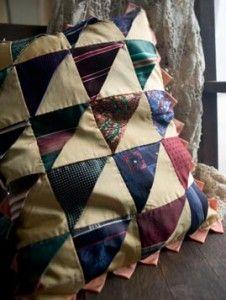 Necktie-Pillow