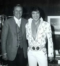 Have no idea who this is with Elvis? Any info appreciated...
