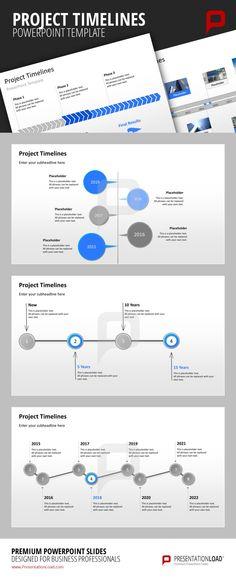 PowerPoint Zeitstrahl http://www.presentationload.de/powerpoint-charts-diagramme/timelines-gantt-charts/