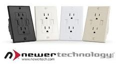 Power2U AC Wall Outlet by Newer Technology