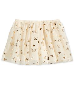 2T-6X Epic Threads Little Girls Tutu with Tulle Skirt Daisy-Print 5