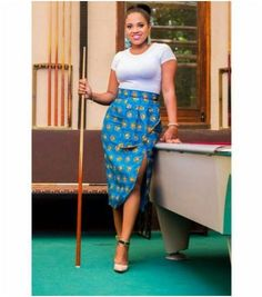 Looking for the best ankara fashion creative ideas and inspiration for your next fashion project? Look no further, here's the complete 2018 Most Creative Ankara Styles And Designs African Fashion Skirts, Skirt Fashion, Fashion Dresses, Aso Ebi Dresses, Beautiful Ankara Styles, African Print Skirt, Latest Ankara Styles, Bridesmaid Dress Styles, African Attire