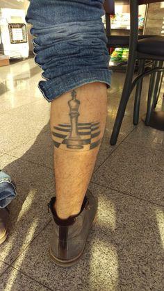 Tattoo chess