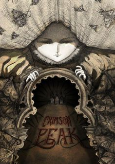 [Movie] Crimson Peak Fan Art - Ghost