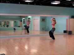 belly dance beginner choreography...really great for your stomach and hips