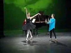 Rehearsal - Plisetskaya and Gillot 2(2)