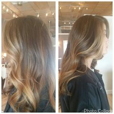 This is my color, cut and styling work. Visit my Facebook page, Stephanie Cerise Hair, for bookings.