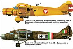 Caproni Ca 133-148