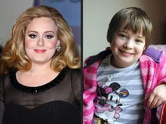 7-year-old girl wakes from coma after hearing Adele's hit 'Rolling in the Deep' (via people.com)