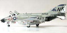 F-4B Phantom Academy 1/48 Scale