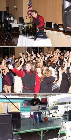 Jamie Jdj is an experienced DJ and karaoke host who has an extremely large library of music, videos and karaoke of all genres updated daily. He is also a professional emcee for weddings and events. Click to see 25 photos and 9 reviews.