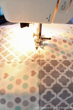 67 Ideas Diy Baby Boy Sewing Receiving Blankets For 2019 Baby Crafts To Make, Crafts For Boys, Diy Baby Quilting, Baby Quilts, Quilting Ideas, Quilting Projects, Baby Quilt Patterns, Skirt Patterns, Coat Patterns