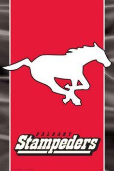 canadian football league Calgary Stampeders.