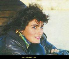 Laura Branigan 1985, in Sweden
