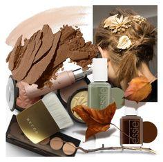 """AUTUMN BEAUTY"" by tiziana-melera ❤ liked on Polyvore featuring ljepota, Dolce&Gabbana, Sephora Collection, Essie, Topshop i Bobbi Brown Cosmetics"