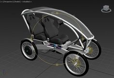 From dreams to reality. This life enhancing vehicle could certainly add to your life.