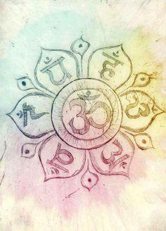 Symbol Chakras.