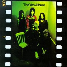 Yes - The Yes Album .Had massive crush on Jon Anderson and when I met him was too nervous to speak!