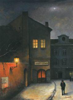 catmota: Jakub Schikaneder  (1855–1924)