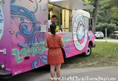 Food Truck-cupcakes!