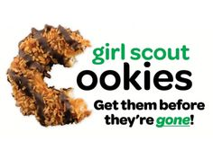 Last Chance for Girl Scout Cookies! - Windham, NH Patch