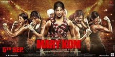THE PUCCA CRITIC: Mary Kom Music Review
